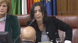 Tensión en el Parlamento andaluz entre la nueva presidenta y Adelante