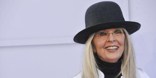 Diane Keaton sale en defensa de Woody Allen, acusado de abusar de su hija Dylan