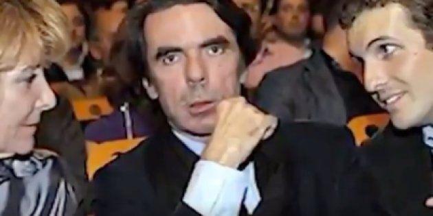 Aguirre, Aznar y