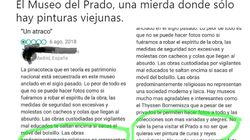 La desquiciada crítica al Prado que se ha hecho viral:
