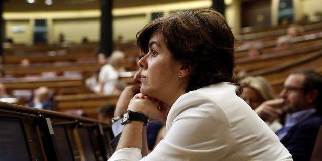 Soraya Sáenz de