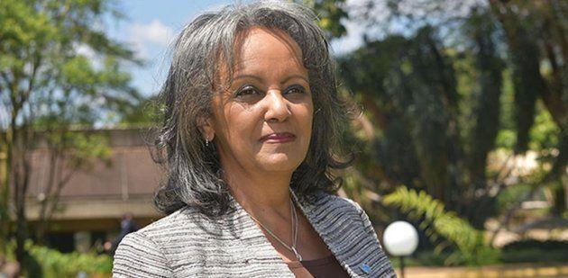 Sahle-Work Zewde, en una imagen de