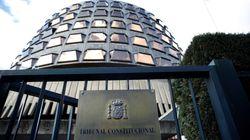 El Constitucional rechaza anular las medidas exigidas para la investidura de