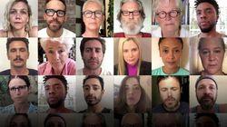 Estos artistas dan la cara contra la política de separación de familias de