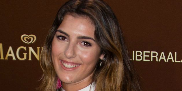 Anna Ferrer Padilla, en un evento el 14 de junio de