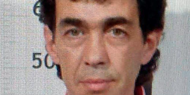 Fotografía facilitada por la Guardia Civil del hombre fugado en