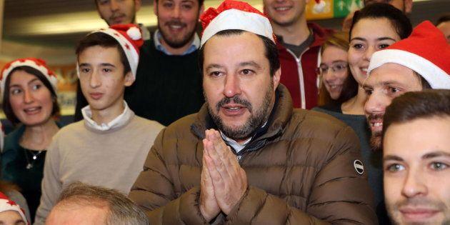 El primer ministro italiano, Matteo Salvini, este