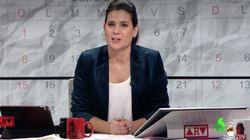 María Llapart sorprende al despedir 'Al Rojo Vivo' con esta