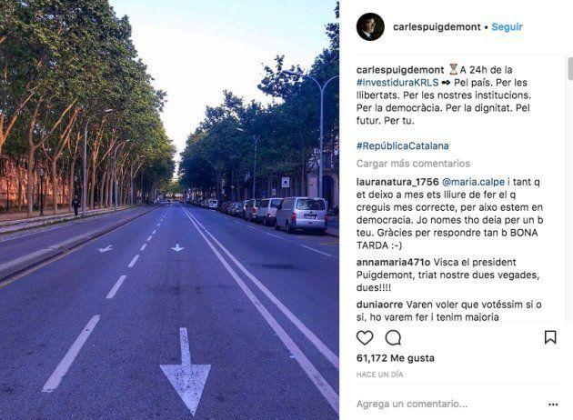 El bucle de Cataluña, pendiente de