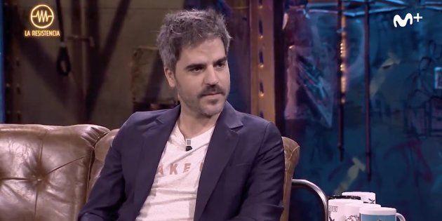 Ernesto Sevilla en 'La