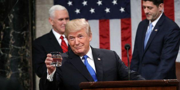 El mensaje de Trump: reconstruir el arsenal nuclear, reabrir Guantánamo y dar dinero sólo a los amigos...