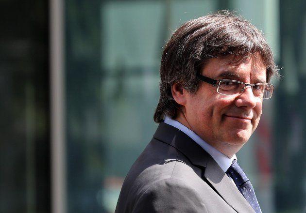 Llarena rechaza la extradición de Puigdemont sólo por