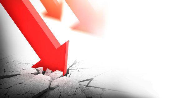 La economía global se desacelera ante las malas actuaciones
