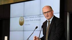Irlanda se postula para la vicepresidencia del BCE, perseguida también por