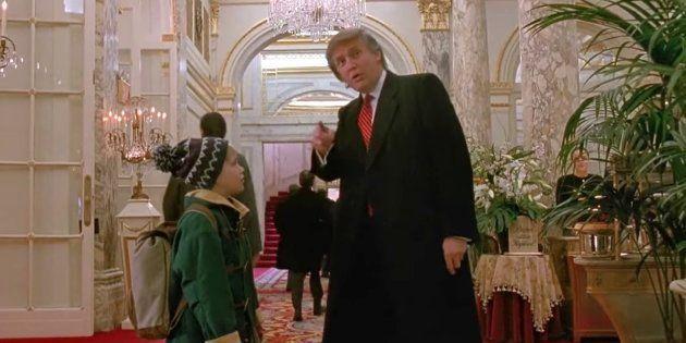 Macaulay Culkin deja claro qué piensa del cameo de Trump en 'Solo en casa
