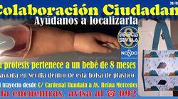Pierde la prótesis del brazo de su bebé en Sevilla y lo que sucede en Twitter te devolverá la fe en el ser