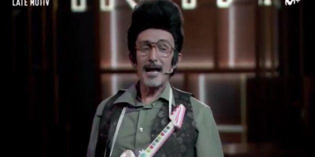 La versión del Chikilicuatre de 'Tu canción' que ha hecho reír a Noemí