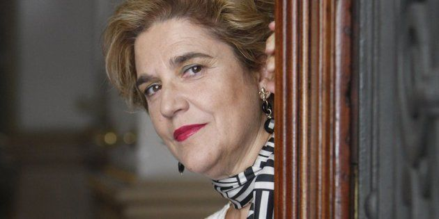 Barcelona. Pilar Rahola presenta