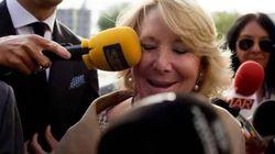 La Guardia Civil halla cinco facturas que sirvieron al PP de Aguirre para engrosar su caja