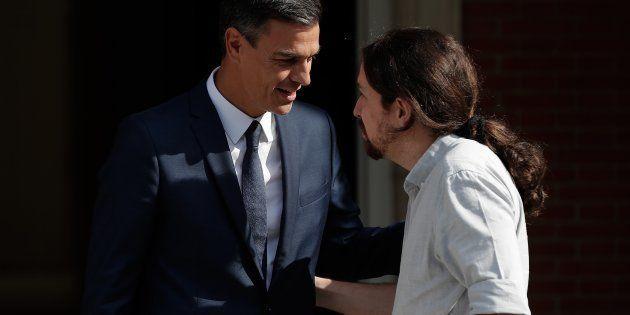 Pablo Iglesias amenaza con no votar los decretos si el Gobierno incumple el pacto para limitar el precio...