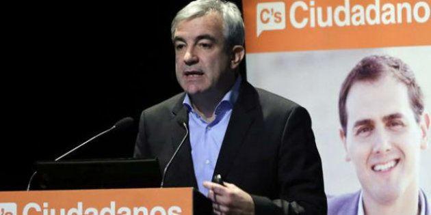 Luis Garicano, responsable del Área Economica y de Empleo de Ciudadanos,