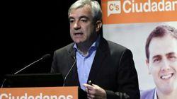 Luis Garicano será el cabeza de lista de Ciudadanos en las elecciones