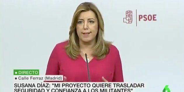 Susana Díaz en