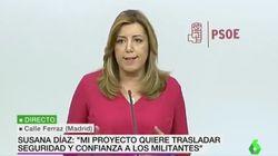 Las palabras de Susana Díaz en 2017 que se le han vuelto en contra tras las elecciones en
