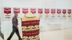La sopa Campbell de Warhol guardaba un regalo muy