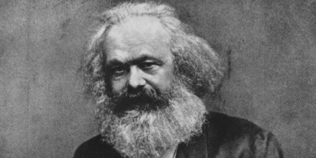 Karl Marx (1818 -