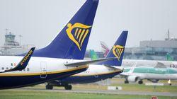 Los afectados por la huelga de RyanAir tienen derecho a asistencia y transporte