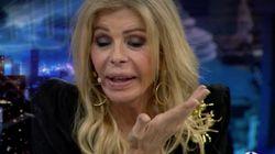Bibiana Fernández cuenta en 'El Hormiguero' el drama por el que