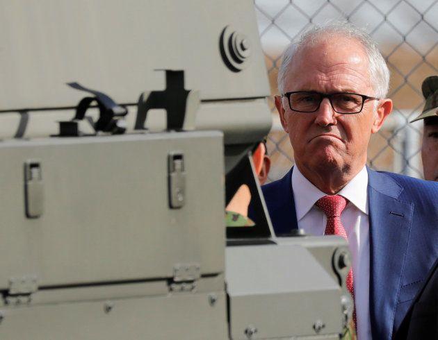 El primer ministro de Australia, Malcolm