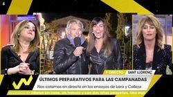 Los dos lapsus de Jesús Calleja en pleno directo en 'Viva la