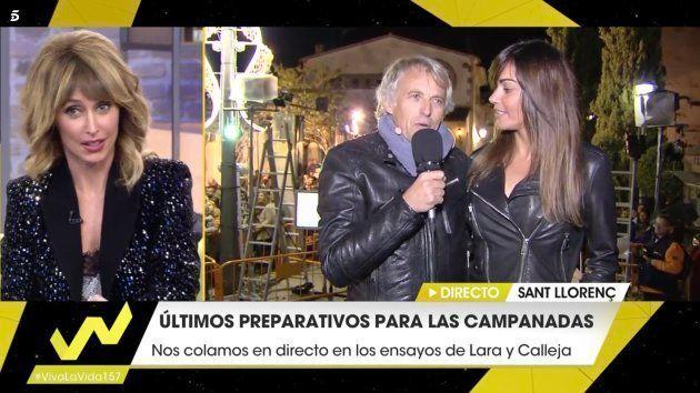 Jesús Calleja llama Gema a Emma