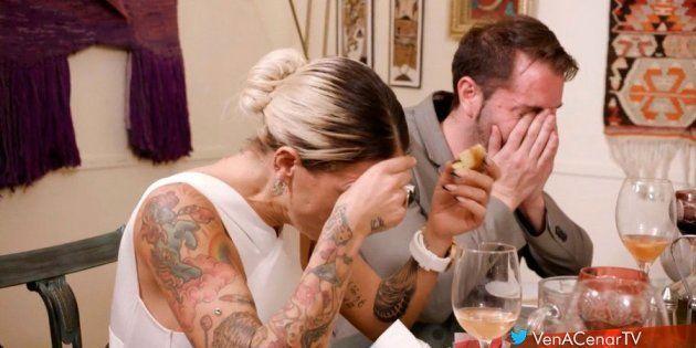 Aplauso unánime para este concursante de 'Ven a cenar conmigo' por su reacción tras firmar la peor cena...