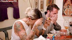 Aplauso unánime para este concursante de 'Ven a cenar conmigo' por su reacción tras firmar la peor cena de la historia del