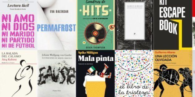 Las mejores y más atractivas portadas de libros de