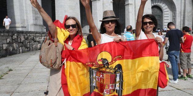 Admitida la denuncia de EU contra la Fundación Franco por un presunto delito de