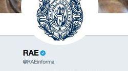 El tuitero que colmó la paciencia de la RAE: