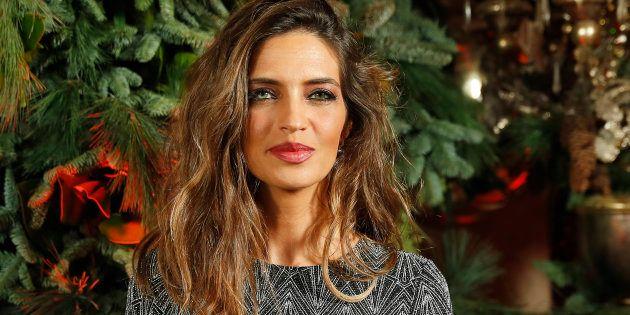 Sara Carbonero, en un evento en Madrid el 12 de diciembre de