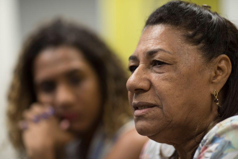 Marinete da Silva, de 66 anos, afirma que o último ano foi de