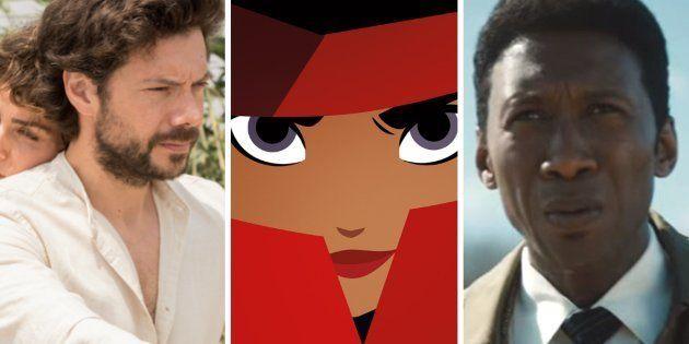 El Embarcadero', 'Carmen Sandiego' y 'True