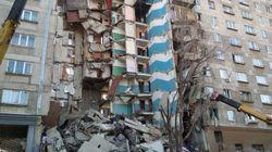Al menos cuatro muertos y 68 desaparecidos al derrumbarse un edificio en los