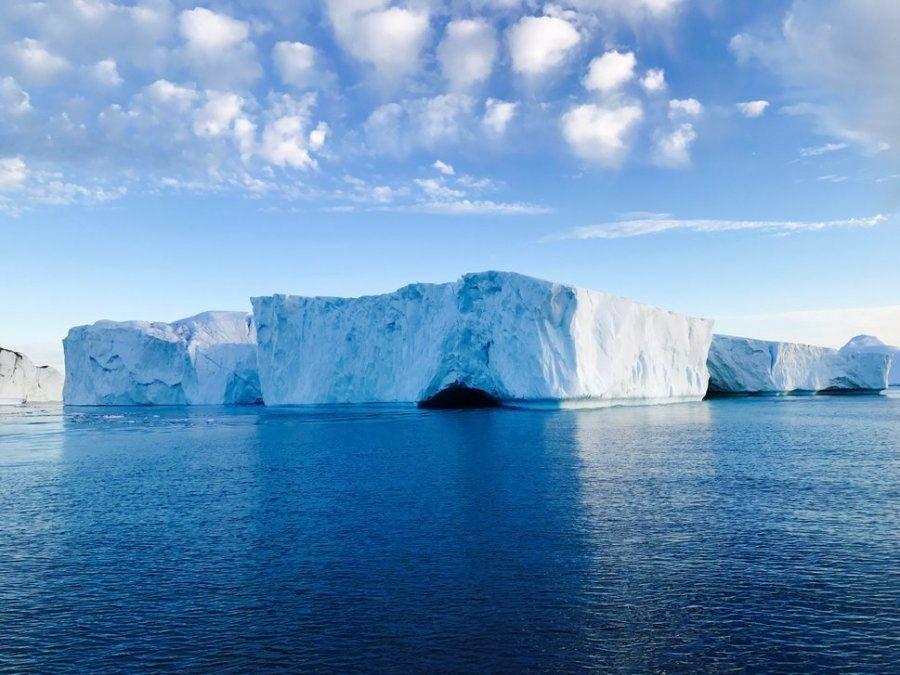 Tercer puesto. 'Serenity'. Ilulissat, Groenlandia. Con un iPhone 7