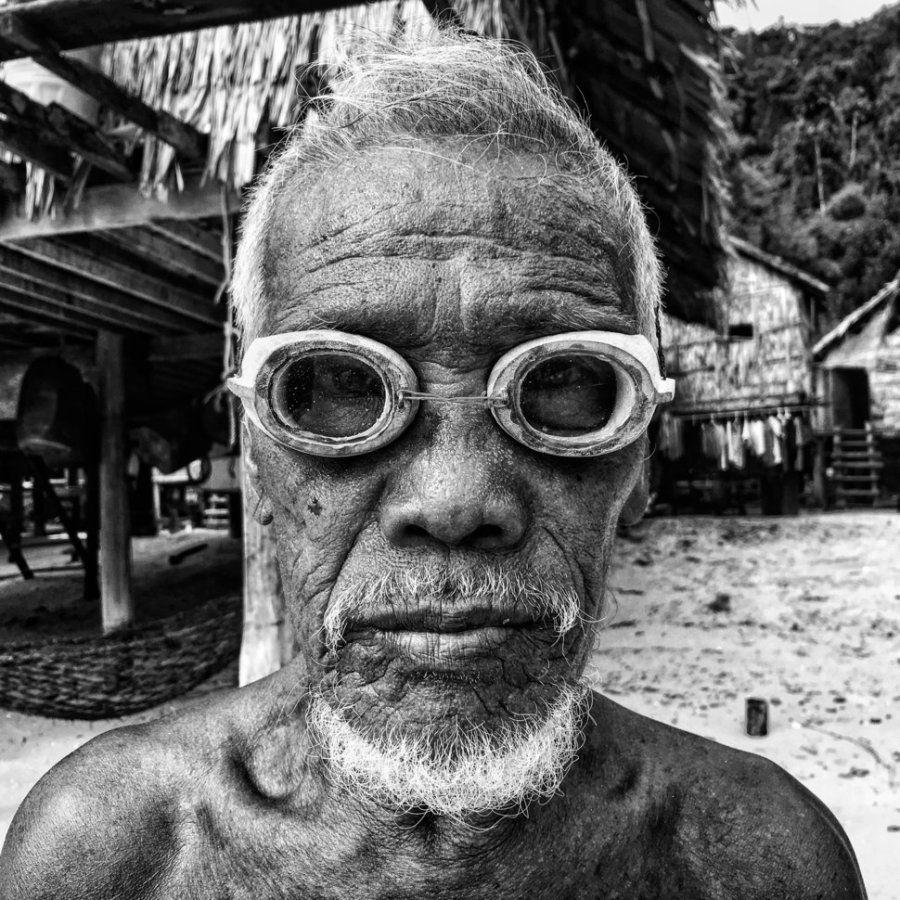 Primer puesto. 'Salamah'. Ko Surin, Tailandia. Con un iPhone