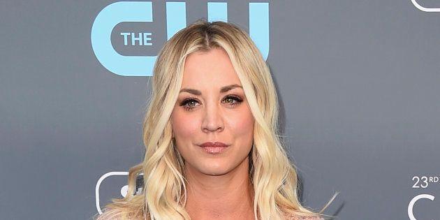 Penny, de 'The Big Bang Theory', muestra la mejor foto de su