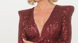 Anne Igartiburu muestra cuál es su vestido más especial de las