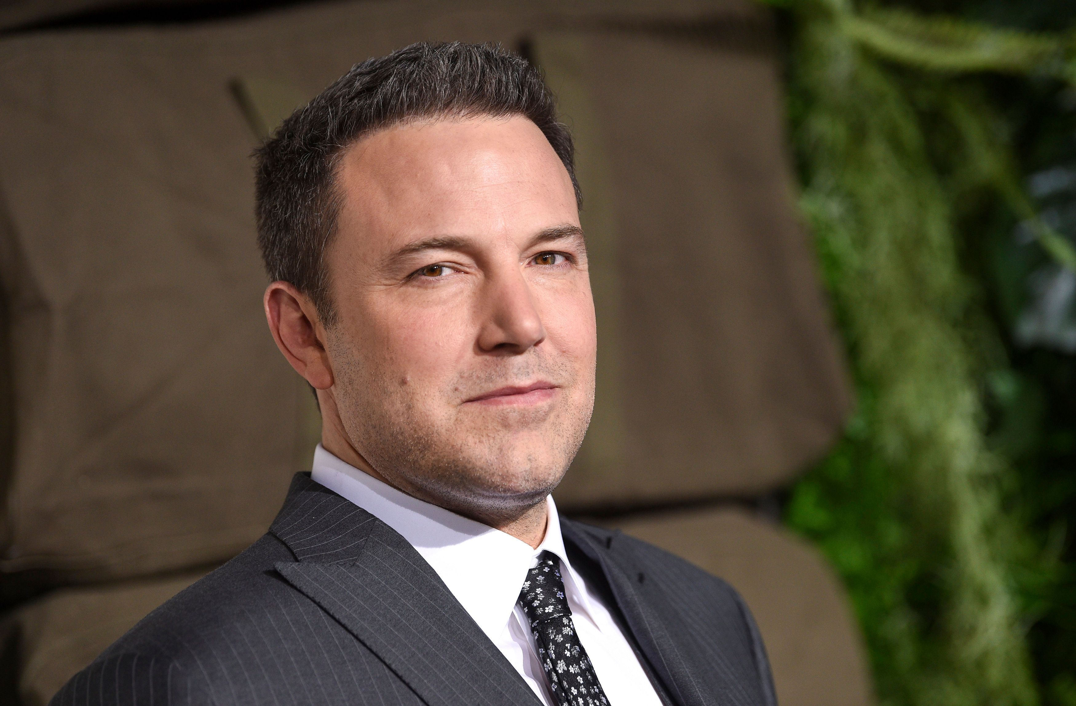 "Actor Ben Affleck attends the world premiere of ""Triple Frontier"" at Jazz at Lincoln Center on Sunday, March 3, 2019, in New York. (Photo by Evan Agostini/Invision/AP)"