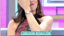 Rompe a llorar tras lo que sucedió en 'El programa de Ana Rosa':